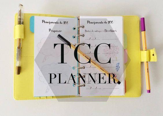 Planejamento de TCC